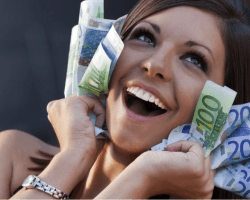 De geur van geld